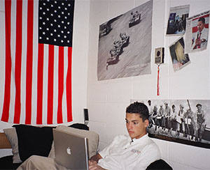 Nick Dorm Room