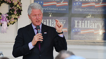 """William Jefferson """"Bill"""" Clinton"""